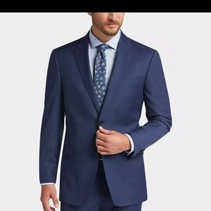 NWT Tommy Hilfiger navy suit